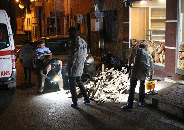 Ekmek fırınına silahlı saldırının gerekçesi: Bacadan çıkan duman