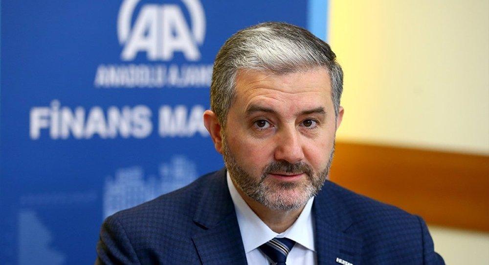 Müstakil Sanayici ve İşadamları Derneği (MÜSİAD) Genel Başkanı Abdurrahman Kaan