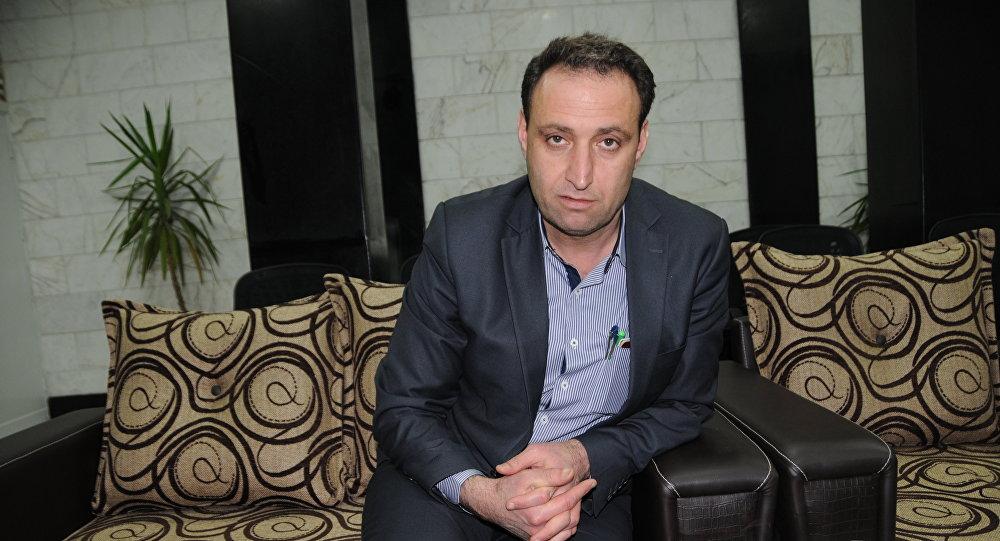 Demokratik Suriye Meclisi yöneticisi Ekrem Husso