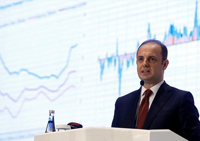 TCMB Başkanı Murat Çetinkaya