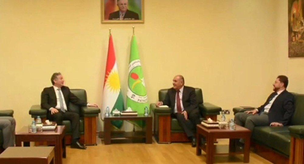 KYB'den Türkiye'nin Kürdistan'a verdiği desteğe övgü