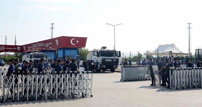 Ankara Gar saldırısı davası, güvenlik önlemleri