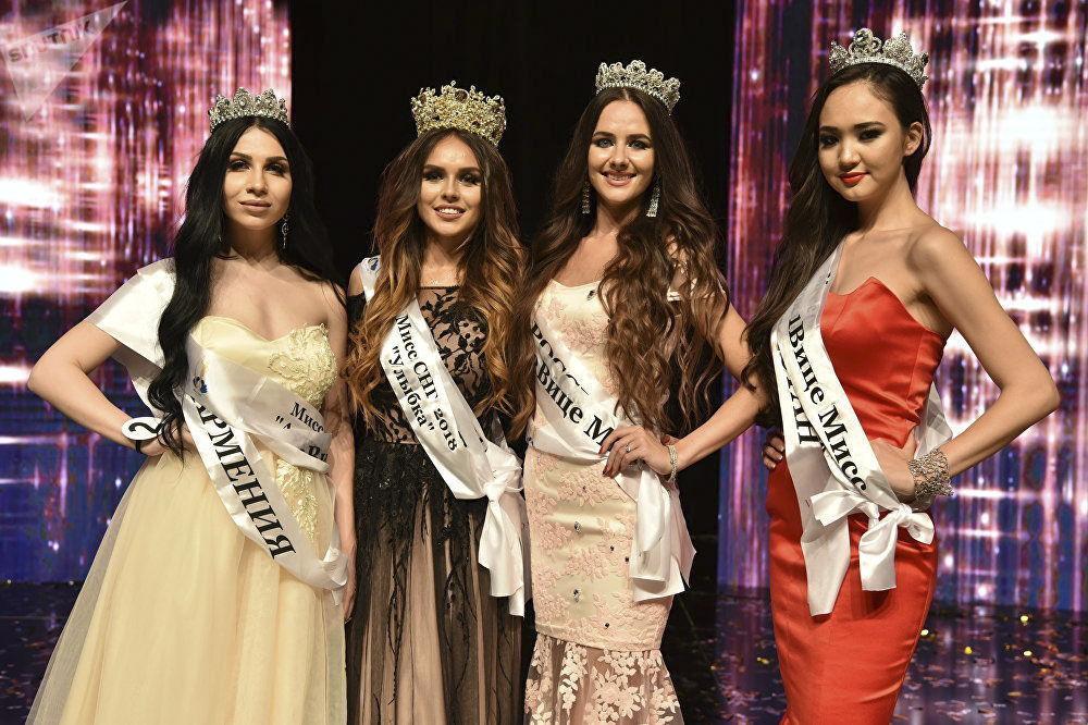 Yardımcı güzellik birincilik ödülü Kazakistan'dan  Asem Yesengeldiyeva'ya, ikincilik ödülü Ermenistan'dan Romella Tamaryan'a, üçüncülük ödülü ise Rusya'dan Victoria Volgin'e verildi.