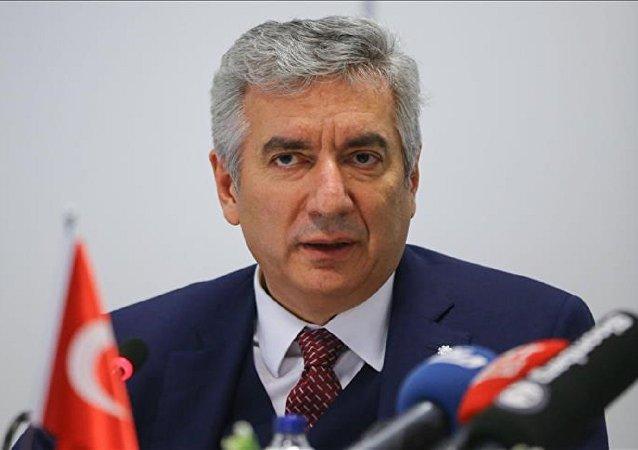 İstanbul Sanayi Odası Başkanı Erdal Bahçıvan