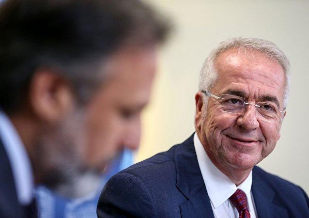 Türk Sanayicileri ve İşadamları Derneği (TÜSİAD) Yönetim Kurulu Başkanı Erol Bilecik