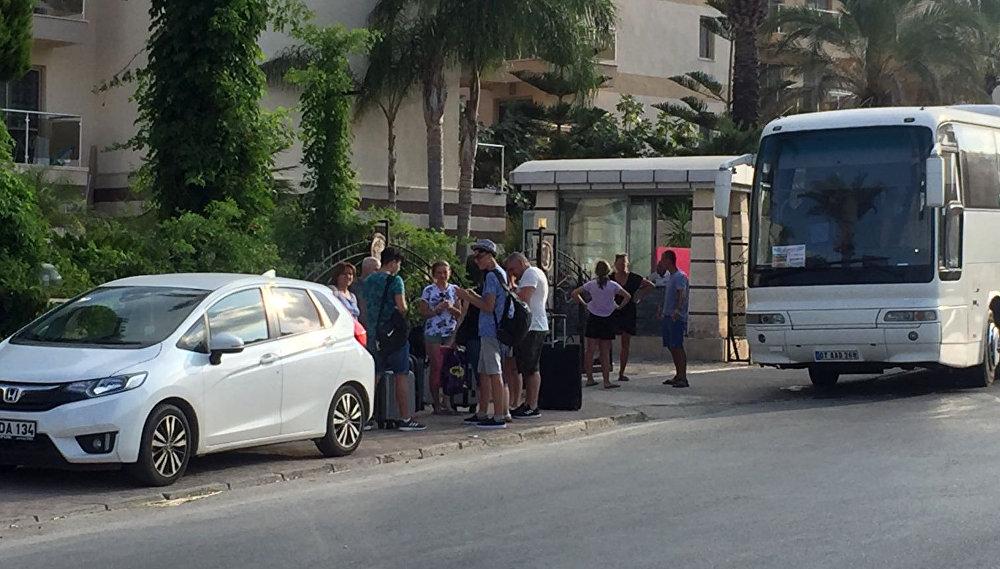Antalya'da 5 yıldızlı otelin elektriği borç yüzünden kesildi