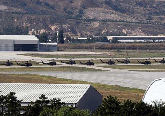 Kara Havacılık Okul Komutanlığı Isparta'ya taşınıyor