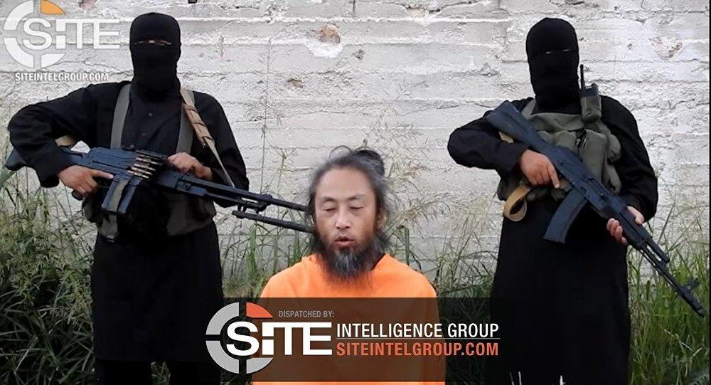 Suriye'deki Japon rehine Jumpei Yasuda