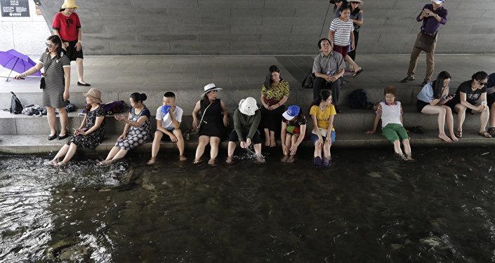 Güney Kore- Hava sıcaklığı