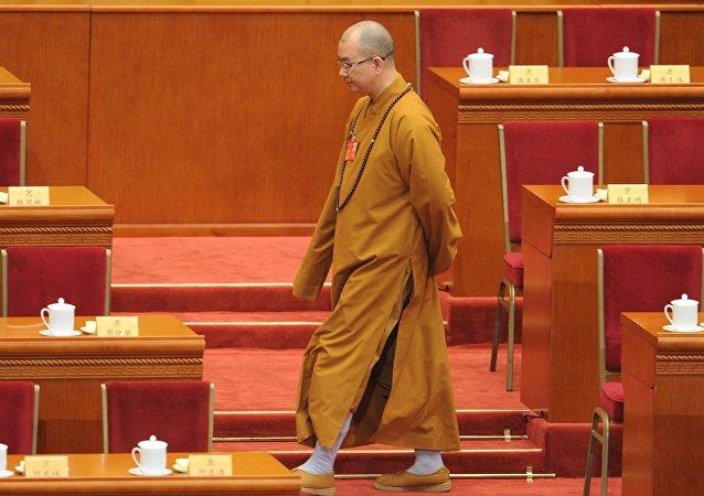 Çin'de #MeToo dalgası: Üst düzey Budist keşişe taciz suçlaması