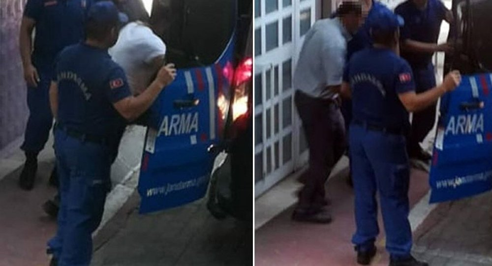 Jandarma tutuklama