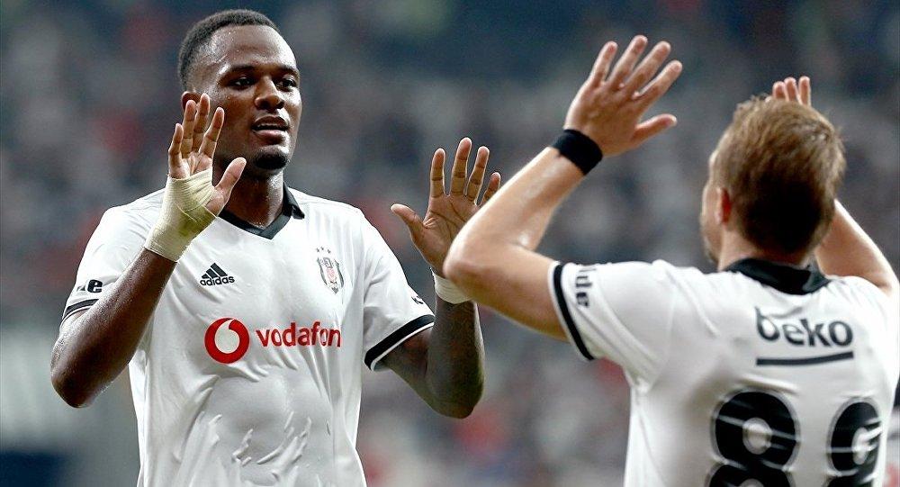 B36 Torshavn'ı 6-0 yenen Beşiktaş, bir üst tura yükseldi