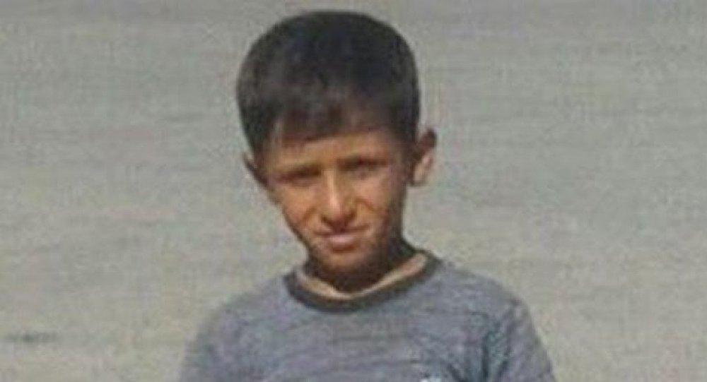 Gaziantep'te 9 yaşındaki Suriyeli çocuk kayboldu
