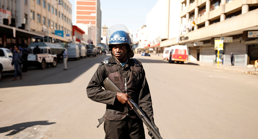 Zimbabve polisi