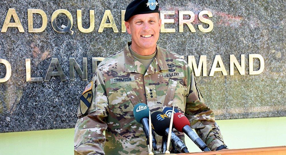 ABD Avrupa Kuvvetleri ve NATO Müttefik Kuvvetler Harekat Komutanından Türkiye ziyareti