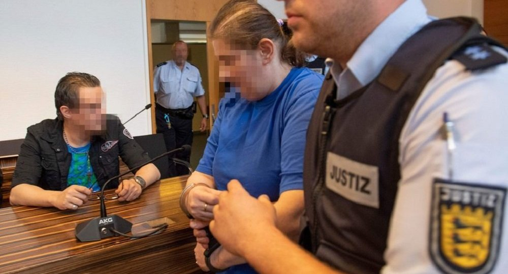 Almanya'da pedofili skandalı