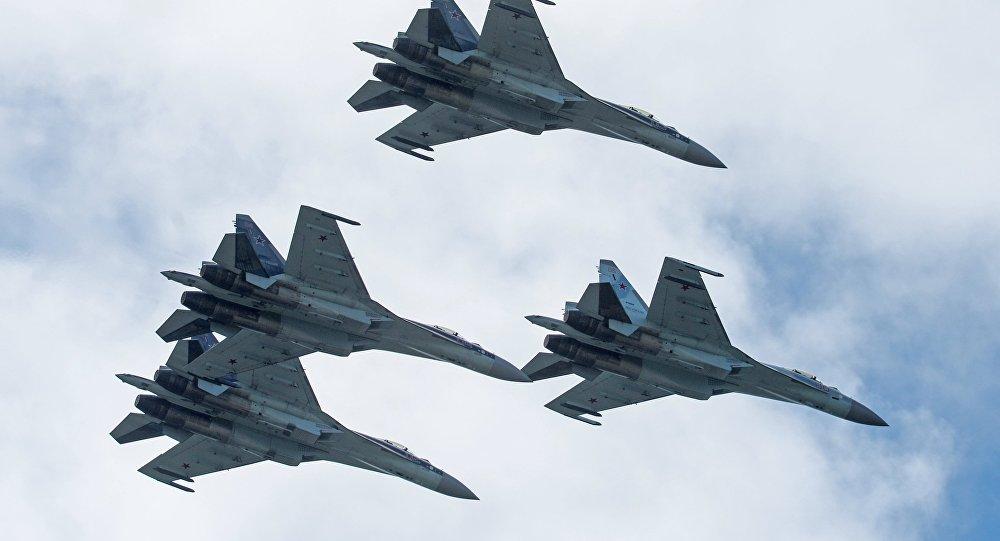 National Interest yazarı Rus avcı uçağını değerlendirdi: 'Gerçek bir katil'