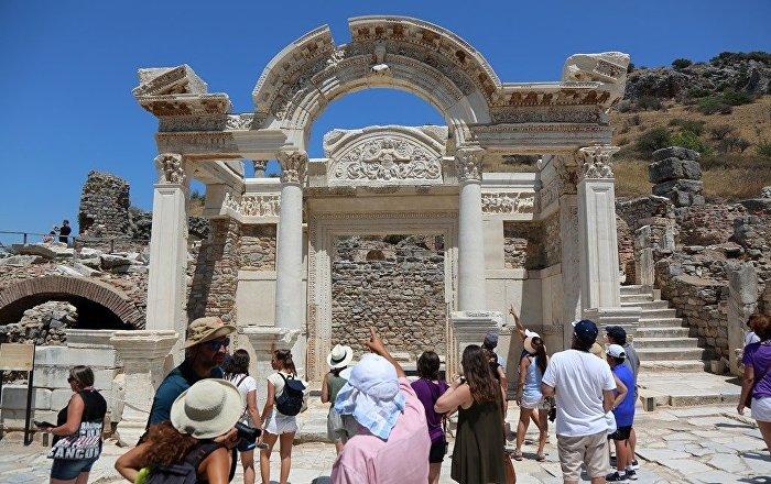 Türkiye'nin ilk 3 ayda turizm geliri 4.6 milyar dolar