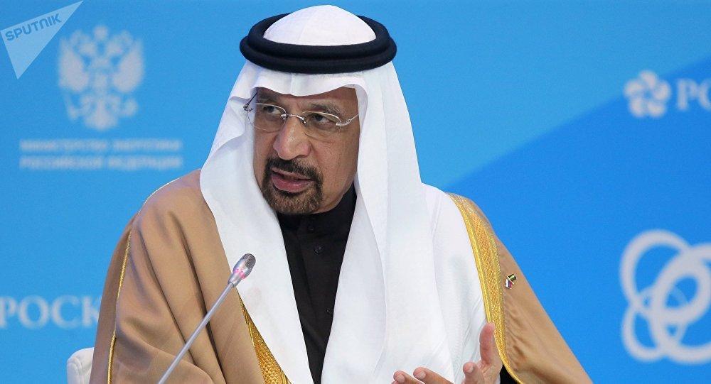 Suudi Arabistan Enerji Bakanı Halid Falih