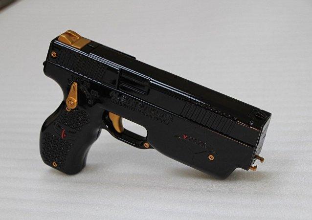 Milli enerji silahı Wattozz'un Taser'ın tekeline son vereceğe belirtildi.