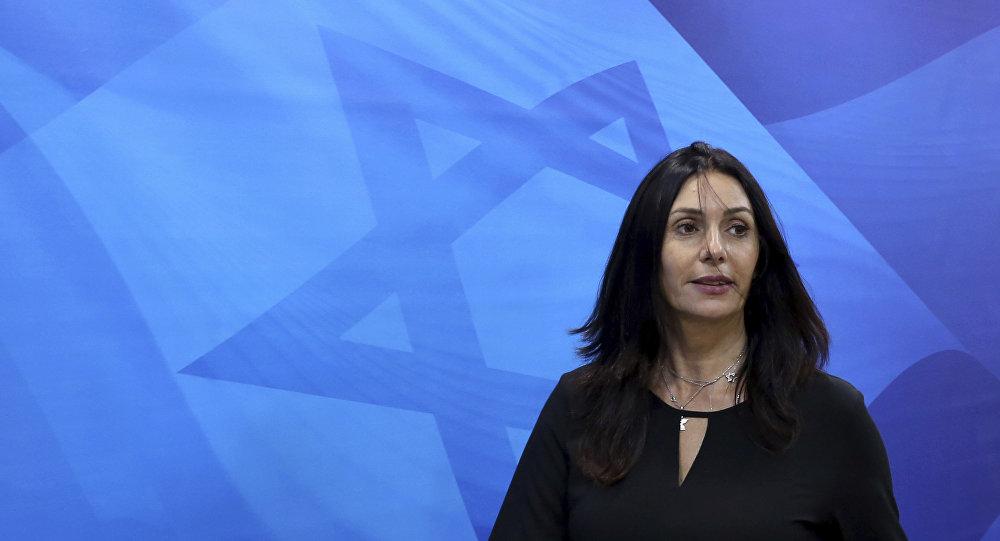 İsrail Kültür ve Spor Bakanı Miri Regev