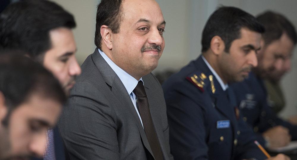 Katar Savunma Bakanı Halid bin Muhammed el-Atiyye