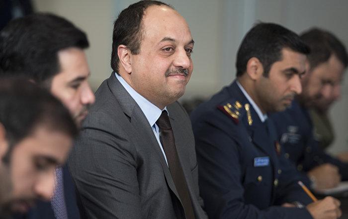 Katar Savunma Bakanı'ndan Barış Pınarı'na destek