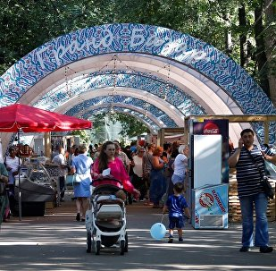 Moskova'da 'Türkiye Festivali' başladı