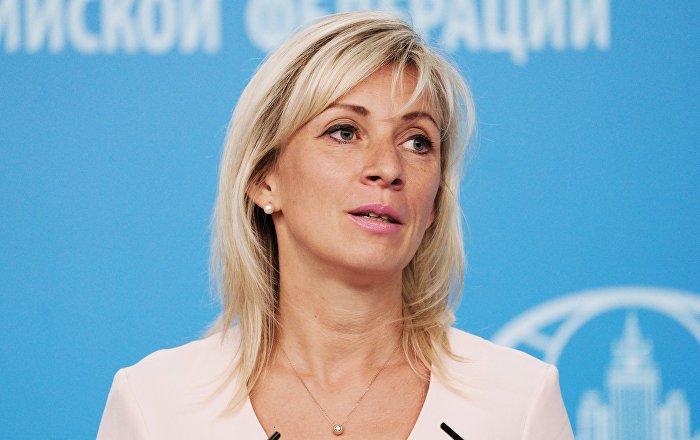 Zaharova Batı'yı Yugoslavya'nın bombalanmasından dolayı hesap vermeye çağırdı