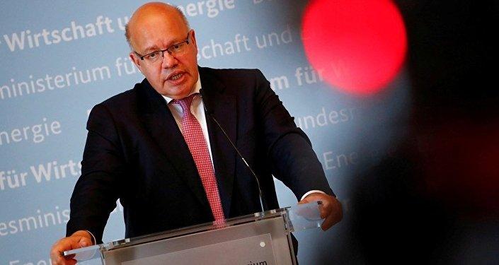 Almanya Ekonomi Bakanı Peter Altmaier,