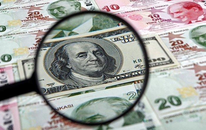 Dolar son 5 ayın en yüksek seviyesinde: 5.74'ü gördü
