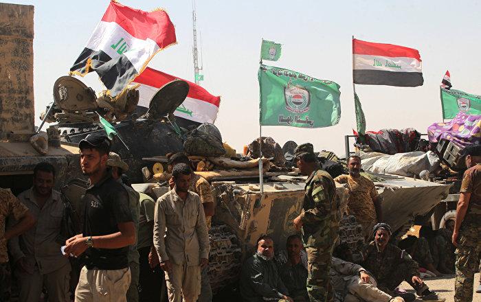 Haşdi Şabi Komutanı: Askeri üssümüze saldırı ABD tarafından yapıldı