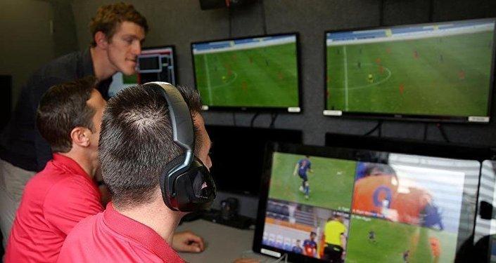 Video Yardımcı Hakem sistemi (VAR)