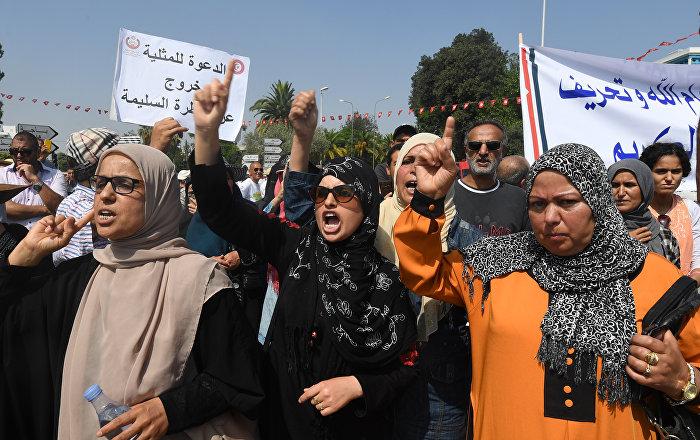 Tunus Cumhurbaşkan: Mirasta kadın erkek eşitliği tasarısını meclise sunacağım