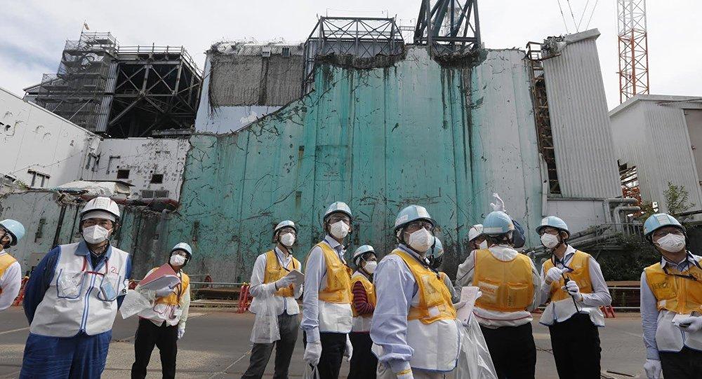 Fukuşima Daiiçi Nükleer Santrali