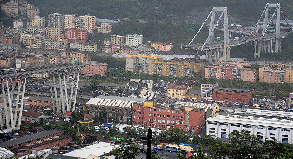 Cenova'daki köprü kazasında can kaybı artıyor