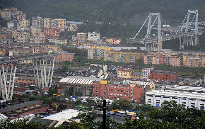 İtalya'daki köprü faciasında ölü sayısı 41'e yükseldi