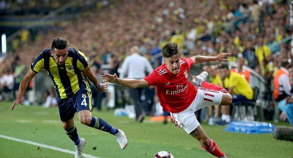 Fenerbahçe evinde ağırladığı Benfica karşısında