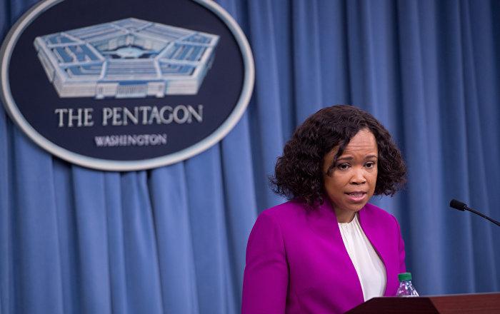 Pentagon sözcüsüne soruşturma: Personele kuru temizleme için eşyalarını taşıtıyor, öğle yemeklerini getirtiyor