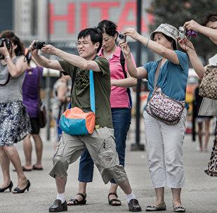 Çinli turist