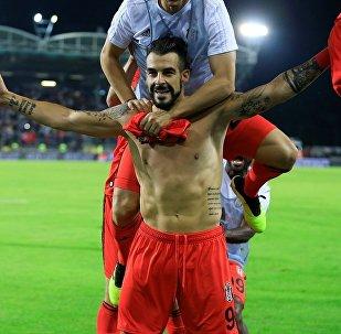 LASK'a deplasmanda 2-1 mağlup olan Beşiktaş, bir üst tura yükseldi
