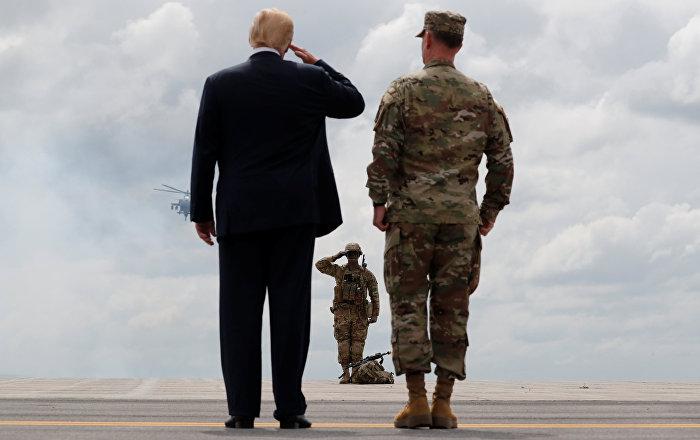 Trump, Washington'da planlanan askeri geçit törenini iptal etti: Belki gelecek yıl yaparız