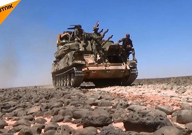 Suriye ordusu çöl çatışmalarında Sovyet teçhizat kullanıyor
