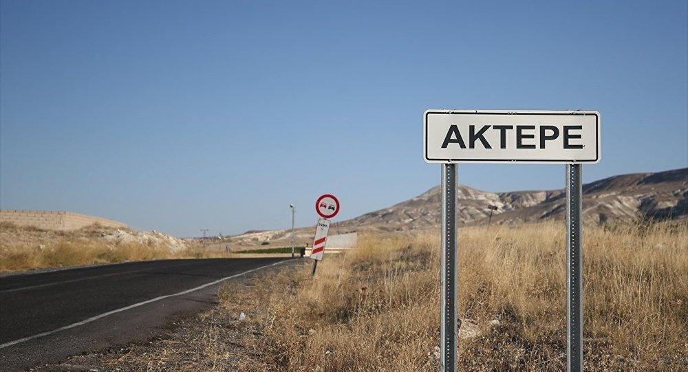Nevşehir'in Avanos ilçesindeki Aktepe köyü taşınmazları, iki işçinin tazminatının ödenememesi sebebiyle icra yoluyla satıldı.