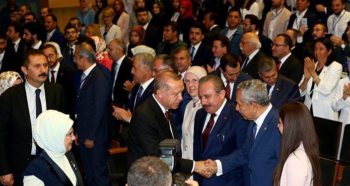 Recep Tayyip Erdoğan - Bülent Arınç