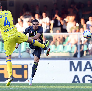 Ronaldo'lu Juventus galibiyetle başladı