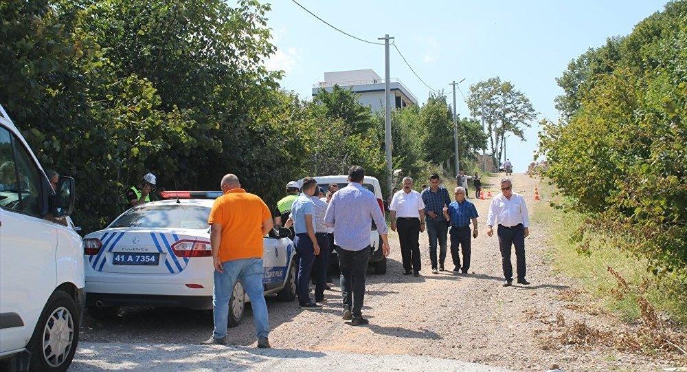 Kocaeli Tarım ve Orman Müdürü kazada öldü