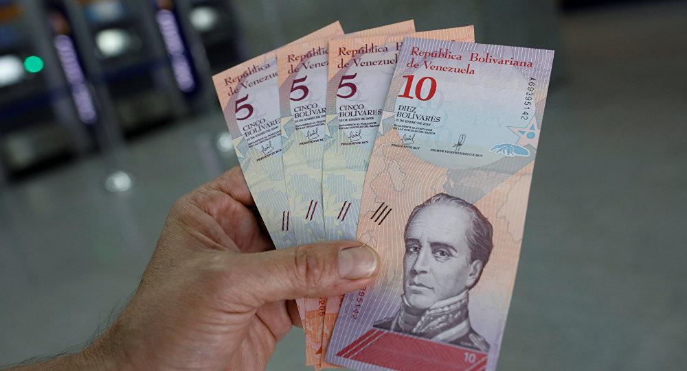 Venezüella'da 'Egemen Bolivar' artık yürürlükte