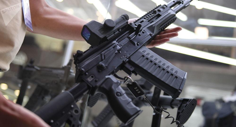 Kalaşnikov markalı yeni ürünler tanıtıldı