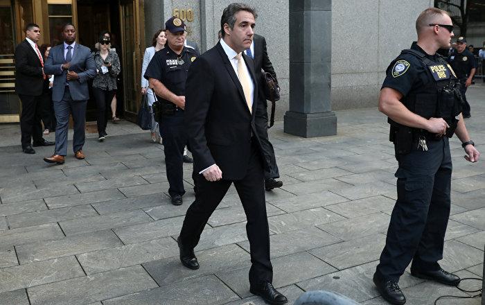 Trump'ın eski avukatı Michael Cohen